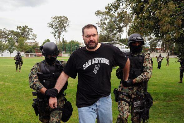 Villareal Barragán se encuentra relacionado con al menos siete in...