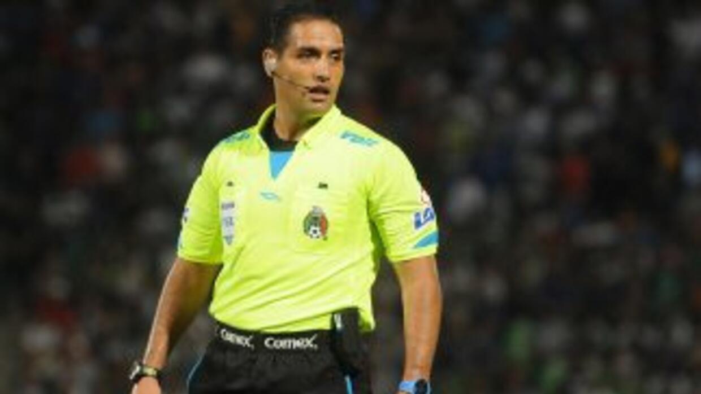 Roberto García Orozco, uno de los árbitros más importantes del fútbol me...