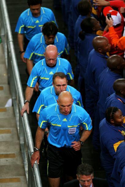 Se cree que árbitros corruptos incidieron en el resultado de varios part...