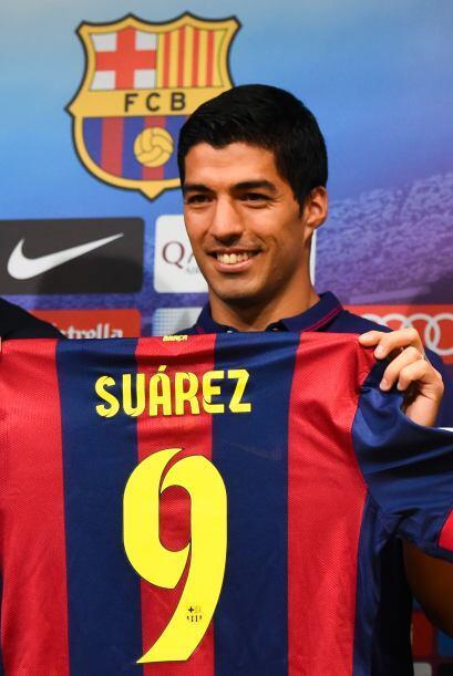 El Barcelona tenía por fin a su crack, y el futbolista dejaba Liv...