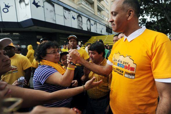 La inminente consulta concentra la atención de toda Venezuela y es perci...