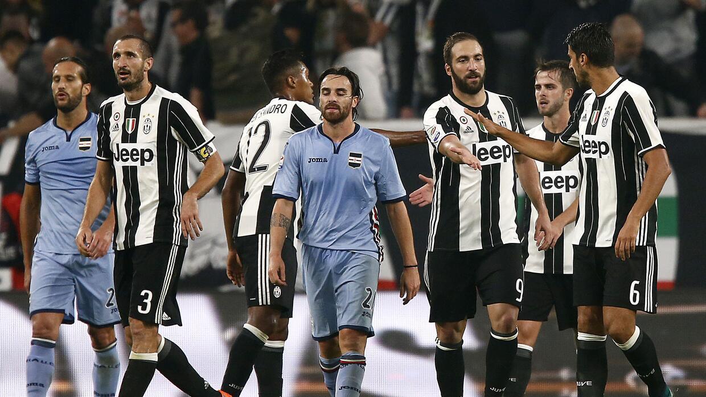Juventus, Roma y Nápoles no fallan
