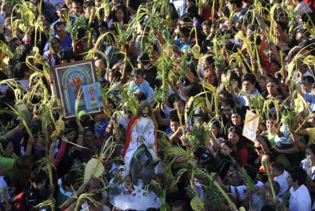 La Semana Santa es un período donde todos los creyentes realizan una ser...