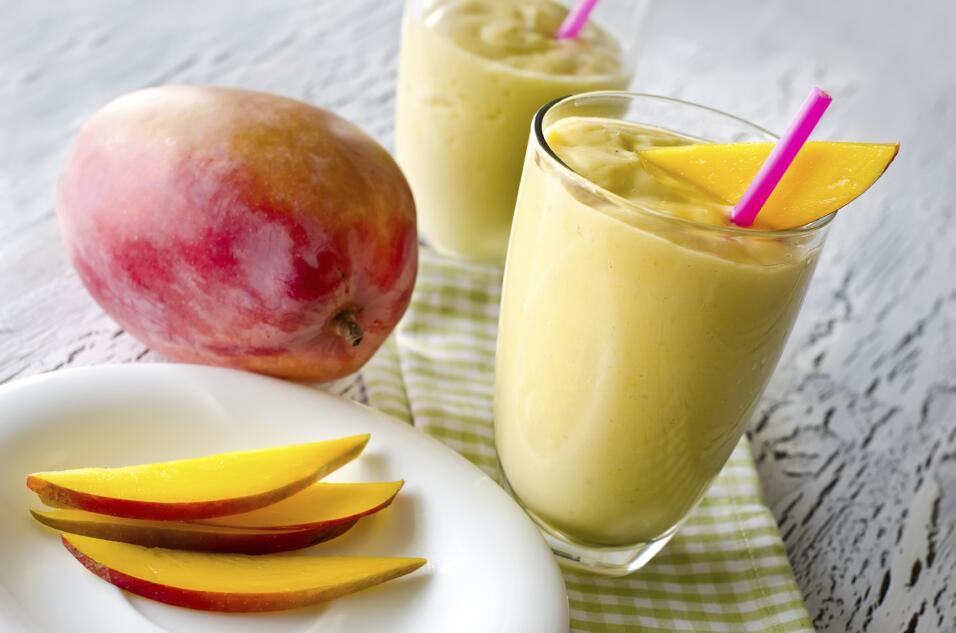 Recetas de 'smoothies'