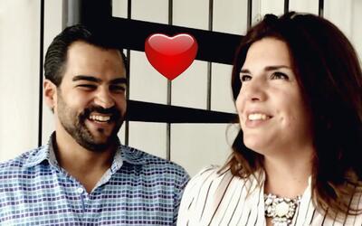 Qué Mundo tan Chiqui: Una historia de amor de novela, pero en la vida real