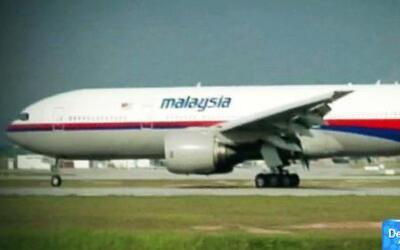 ¿Dónde está el vuelo 370 de Malaysia Airlines?
