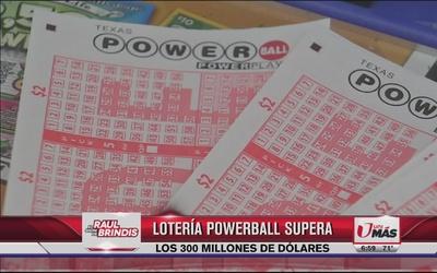 ¡301 millones en el Powerball!