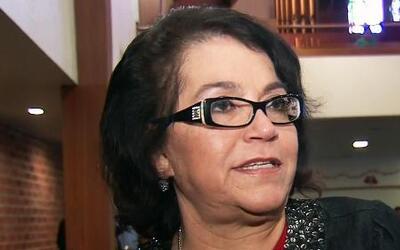 Doña Rosa Rivera le mandó un mensajito a Laura Lucio