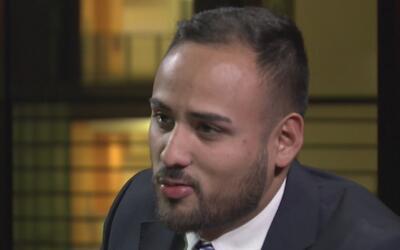 """""""DACA me ha dado todo"""", así lo indica Ramiro Flores beneficiario del pro..."""