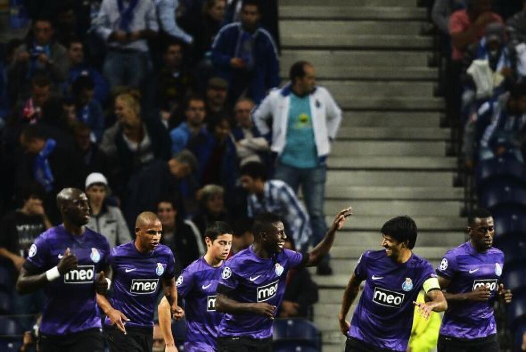 Silvestre Varela marcaba el primer tanto para los portugueses, que pensa...