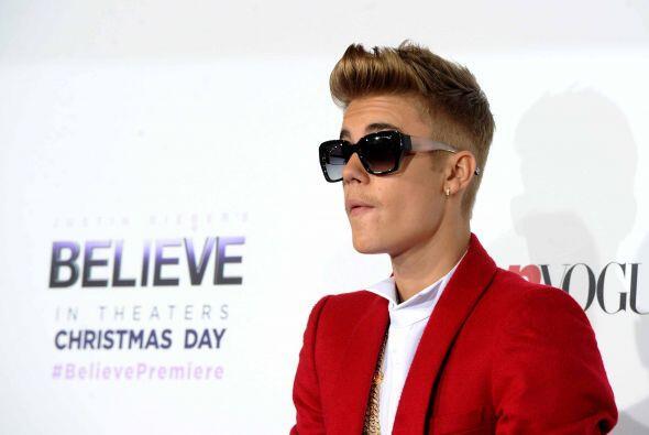 """Justin Bieber,  un día después de anunciar su """"retiro"""", estrenó su más r..."""