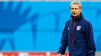 Jurgen Klinsmann ve un juego difícil ante Estados Unidos.