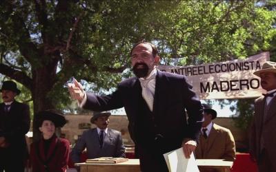 Francisco I. Madero es arrestado cuando intenta ser candidato a la presi...