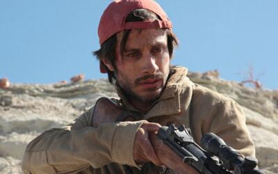 'Desierto': Gael García es cazado