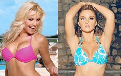 Marjorie de Sousa y Mariana Seoane son dos bellas mujeres con un cuerpo...