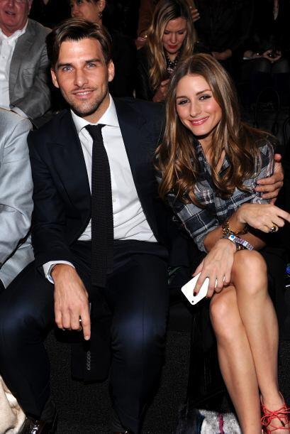 Huebl, tan elegante como su esposa Olivia Palermo, ¡ya lo sabe!