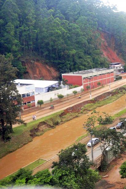 Las lluvias en Brasil dejaron más de 400 muertos. La intensificación en...