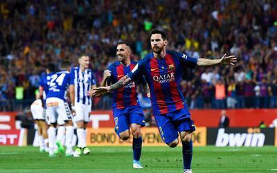 La novela del Barcelona vs Alavés: Los culés salvan la temporada y logra...