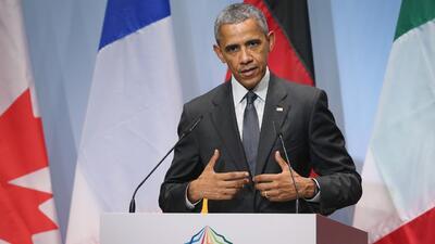 Obama dice sentirse frustrado por la acción ejecutiva