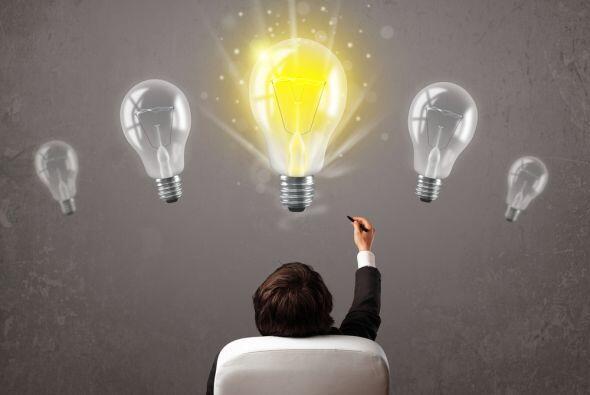 Una buena idea germina en tu mente y te ayudará a encauzar tu nivel ener...