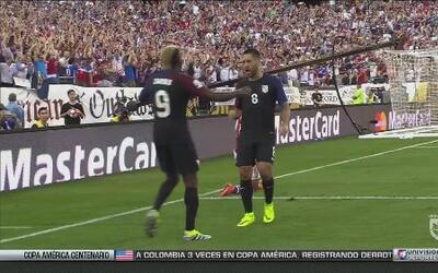 Los 5 mejores momentos de Estados Unidos en la Copa América Centenario
