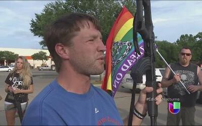 Una organización en Texas defiende su derecho a portar armas