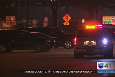 Investigan rastros de explosivos en el aeropuerto JFK