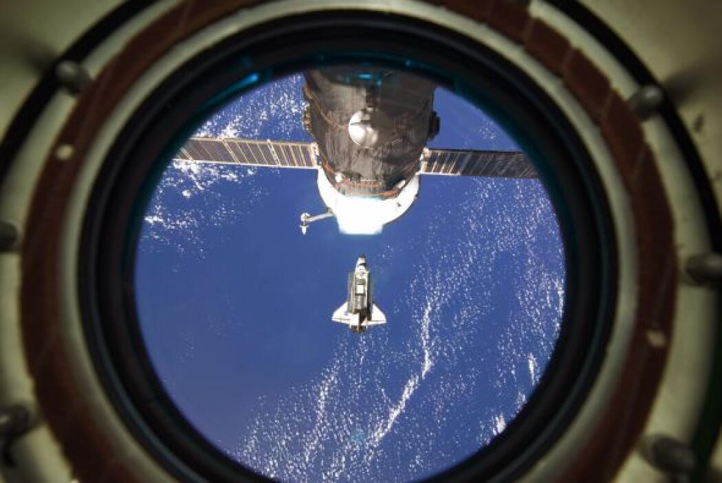 El Discovery ha transportado al mayor número de astronautas (246). Entre...