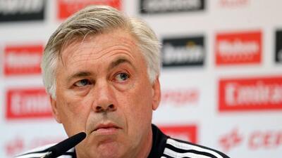 El entrenador del Real Madrid no se achica previo a su visita al Barcelona.