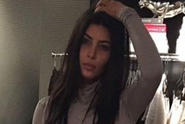 ¿Quieres saber cómo luce el clóset de Kim?