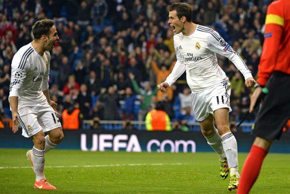 El galés Gareth Bale concluyó de forma impresionante la ju...