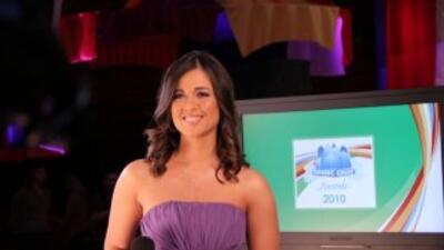 Ilia García, la talentosa presentadora de Noticias 65, cubrirá el arribo...