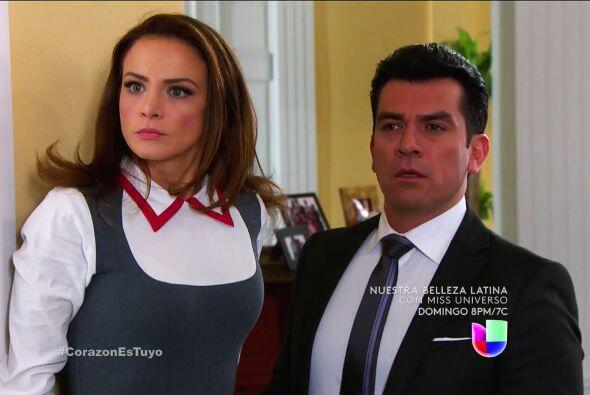 ¡Ahhh! Busca el perdón de Ana y de Fernando.