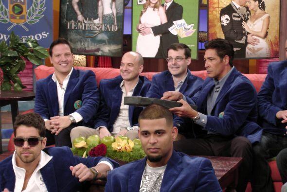 El Club demuestra cada día que los hombres también pueden ver telenovela...