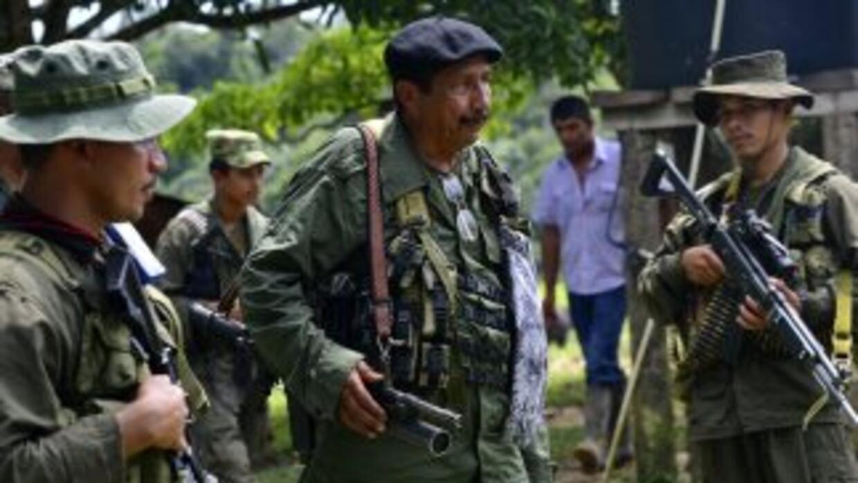 Las FARC ratificaron su compromiso de un cese al fuego unilateral por do...