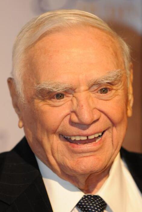 8 de julio. Ernest Borgnine, 95 años de edad. Actor de cine que hizo de...
