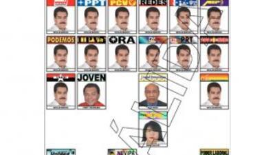 Imagen tomada de la página electrónica delConsejo Nacional Electoral de...