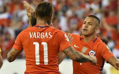 Sánchez y Vargas, dos estrellas que por fin brillaron