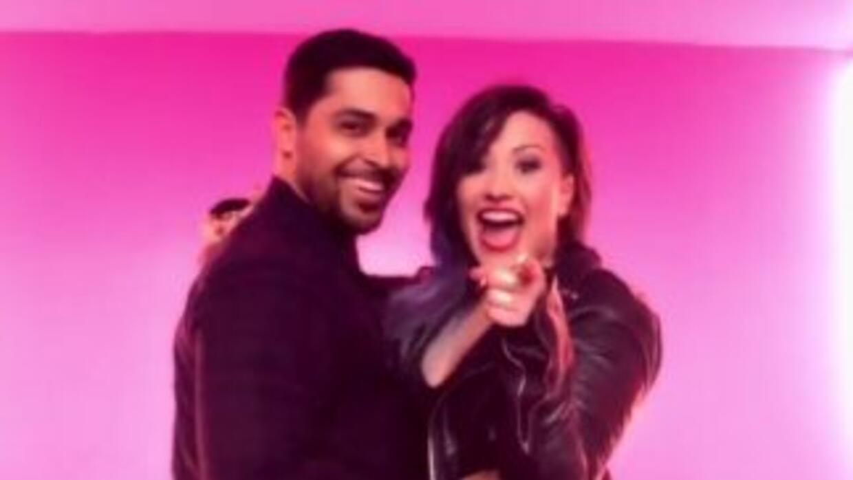 Demi Lovato estrenó su video 'I Really Don't Care' en el cual aparece su...