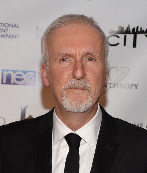 JAMES CAMERON. El director creador de las dos películas más taquilleras...