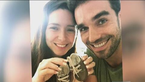 Ya son papás: Ariadne Díaz y Marcus Ornellas recibieron a su bebé