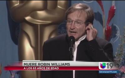 Luto por la muerte de Robin Williams