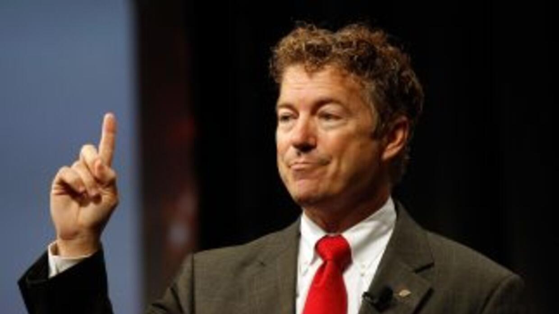 El senador Rand Paul, republicano por Kentucky.
