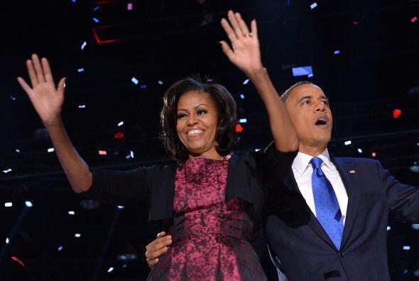 El presidente Barack Obama ganó el martes la elección pres...