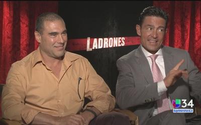 Yañez y Colunga, el dúo de 'Ladrones'