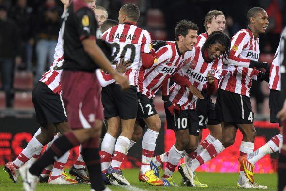El PSV Eindhoven cerró su participación en la fase de grupos ya sabiendo...