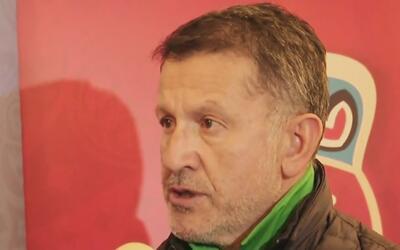 El 'Profe' Osorio quiere jugar en Rusia contra la poderosa Maquinaria Al...