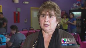 """No se dejen, valórense como mujer,"" dice madre de Larry Hernández"