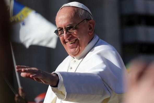 El primer papa latinoamericano en la historia de la Iglesia Catól...