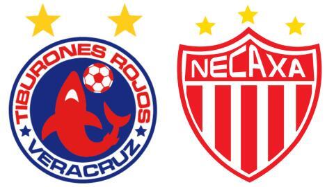 Veracruz y Necaxa juegan la final de la Copa MX.